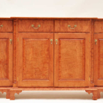 Curly Cherry Sideboard